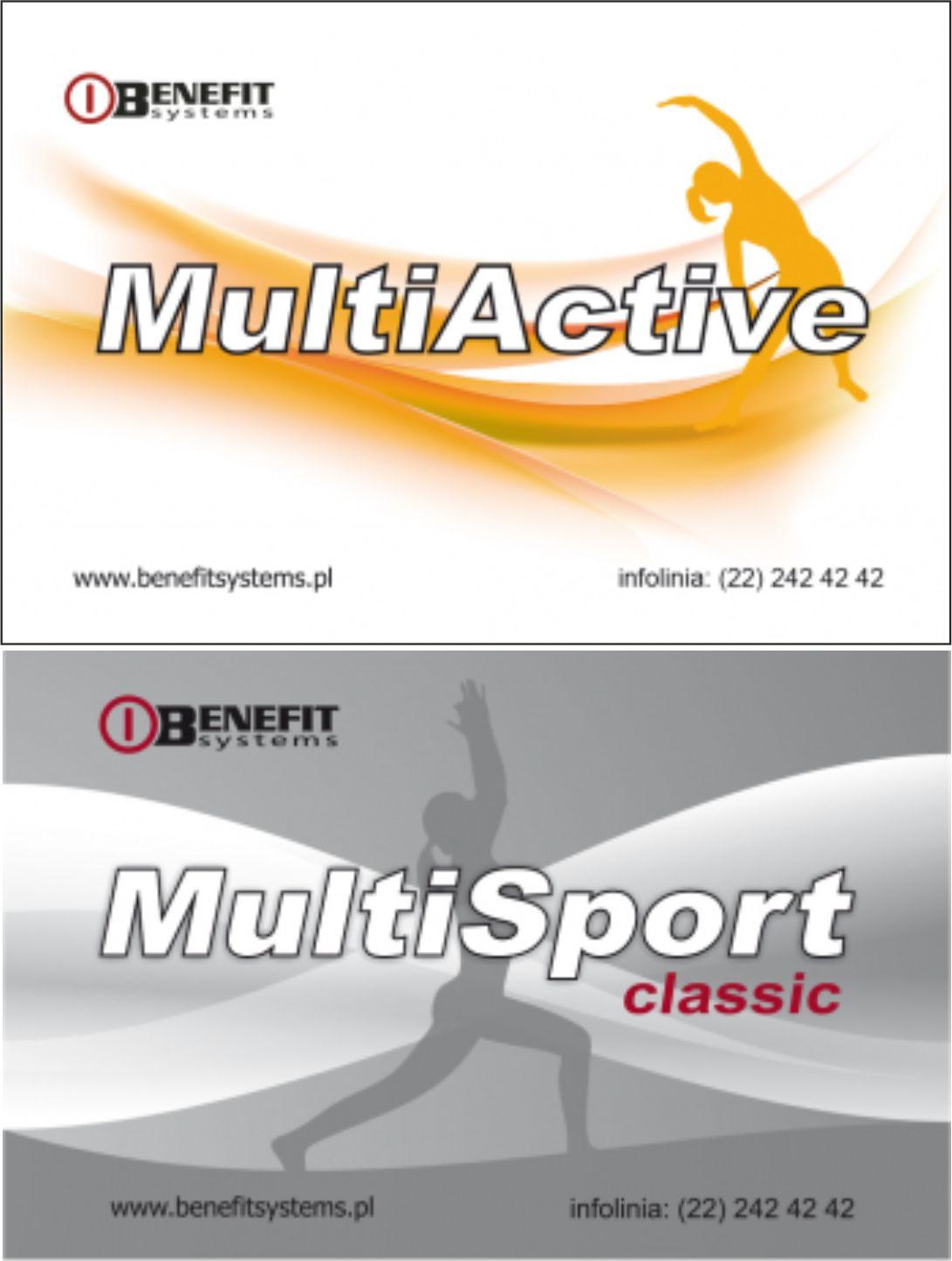 Karty Multisport Classic Oraz Multiactive Honorowane Na Basenie